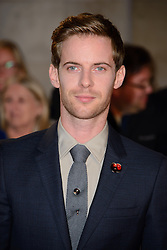 November 3, 2016 - London, United Kingdom - Image ©Licensed to i-Images Picture Agency. 03/11/2016. London, United Kingdom. Luke Treadaway attends the World Premiere of A Street Cat Named Bob. Picture by Chris Joseph / i-Images (Credit Image: © Chris Joseph/i-Images via ZUMA Wire)
