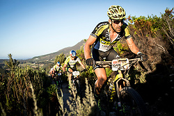 Alban Lakata of Topeak Ergon Racing during stage 1 of the 2017 Absa Cape Epic Mountain Bike stage race held from Hermanus High School in Hermanus, South Africa on the 20th March 2017<br /> <br /> Photo by Nick Muzik/Cape Epic/SPORTZPICS<br /> <br /> PLEASE ENSURE THE APPROPRIATE CREDIT IS GIVEN TO THE PHOTOGRAPHER AND SPORTZPICS ALONG WITH THE ABSA CAPE EPIC<br /> <br /> ace2016