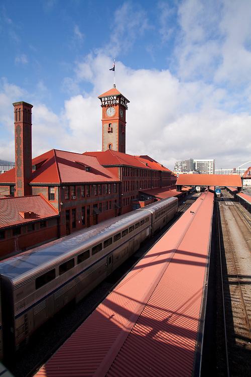 Union Station,  Portland Oregon