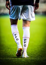 Falkirk 1v 1 Dumbarton, Scottish Championship game played 20/9/2014 at The Falkirk Stadium .