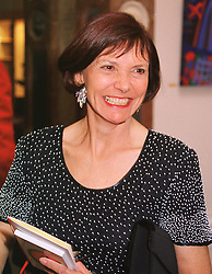 JOAN BAKEWELL the broadcaster & writer, at a dinner in London on 1st June 1999.MSR 28