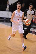 DESCRIZIONE : Roma Basket Campionato Italiano Femminile serie B 2012-2013<br />  College Italia  Gruppo L.P.A. Ariano Irpino<br /> GIOCATORE : Elisa Chiabotto<br /> CATEGORIA : palleggio sequenza<br /> SQUADRA : College Italia<br /> EVENTO : College Italia 2012-2013<br /> GARA : College Italia  Gruppo L.P.A. Ariano Irpino<br /> DATA : 03/11/2012<br /> CATEGORIA : palleggio<br /> SPORT : Pallacanestro <br /> AUTORE : Agenzia Ciamillo-Castoria/GiulioCiamillo<br /> Galleria : Fip Nazionali 2012<br /> Fotonotizia : Roma Basket Campionato Italiano Femminile serie B 2012-2013<br />  College Italia  Gruppo L.P.A. Ariano Irpino<br /> Predefinita :