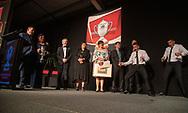Eugene and Pania King, Kiriroa Station, winners of the Ahuwhenua Trophy, Te Puni Kōkiri Excellence in Māori Farming Award, 24 May 2019. Photo by alphapix.nz