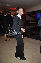 JOSEPHINE HART at the Costa Book Awards 2010 held at Quaglino's, 16 Bury Street, London on 25th January 2011.