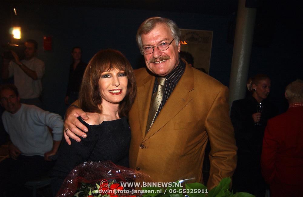 KO Liesbeth List, met Jan Gaasterland