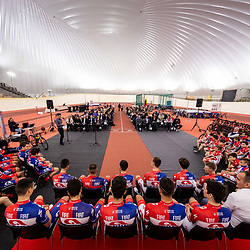 20190214: SLO, Cycling - Press conference of KK Adria Mobil before new cycling season 2019