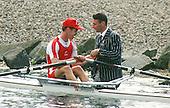1996 FISA World and Junior Rowing Champioships. Hamilton. Scotland