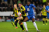 Burton Albion v Peterborough United 071115