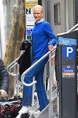 Nicole Kidman seen leaving The Goldfinch movie set - 10 March 2018
