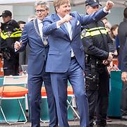 NLD/Amersfoort/20190427 - Koningsdag Amersfoort 2019, Koning Willem Alexander