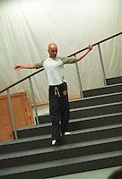 "Rambert Dance Company rehearsing Javier de Frutos' ""Elsa Canasta"""