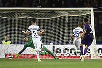 Firenze 22-04-2017 Stadio Artemio Franchi Football Calcio Serie A 2016/2017 Fiorentina - Inter / foto Daniele Buffa/Image Sport<br /> gol Matias Vecino Fiorentina Goal celebration