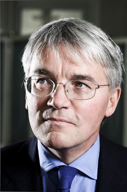 PARIS, FRANCE. SEPTEMBER 7, 2011. Andrew John Bower Mitchell, Secretary of State for International Development, at the British Embassy. Photo: Antoine Doyen