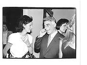 Lally Weymouth, Andrew Stein, Zuckerman Party New York summer 1992© Copyright Photograph by Dafydd Jones 66 Stockwell Park Rd. London SW9 0DA Tel 020 7733 0108 www.dafjones.com