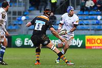 Daniel Kirkpatrick - 07.12.2014 - Castres / London Wasps - European Champions Cup<br />Photo : Laurent Frezouls / Icon Sport