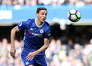 Chelsea's Nemanja Matic in action during the Premier League match at the Stamford Bridge Stadium, London. Picture date: April 1st, 2017. Pic credit should read: David Klein/Sportimage via PA Images
