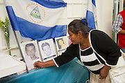 After travelling 580 km (360 milles) north from Amatlán de los Reyes, Veracruz, the caravan of central american mothers arrived to Tampico, Tamaulipas, on October 17th, 2012. Tamaulipas is one of the most dangerous zones due to the presence of delictive groups. (Photo: Prometeo Lucero)
