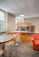 Interior image of Cambridge Hall Dormatory at University of Maryland College Park by Jeffrey Sauers of Commercial Photographics, Architectural Photo Artistry in Washington DC, Virginia to Florida and PA to New England