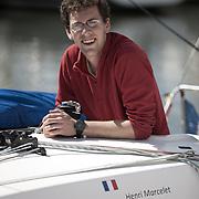 Ambiance ponton de la LBSM à Lorient