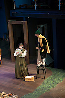 """Dress rehearsal for """"Little Women"""" at The Winnipesaukee Playhouse in Meredith.  Karen Bobotas/for the Laconia Daily Sun"""