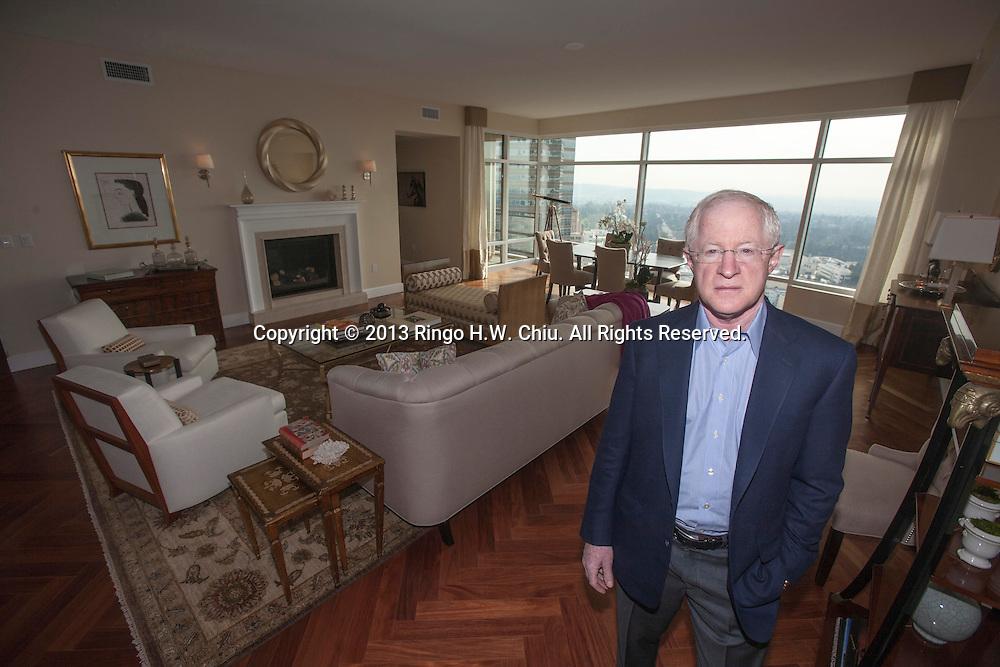 Bill Witte, President of Related Companies. (Photo by Ringo Chiu/PHOTOFORMULA.com)