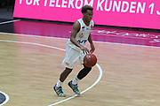 Basketball: Deutschland, 1. Bundesliga, Hamburg Towers -  Alba Berlin, Hamburg, 23.03.2021<br /> TJ Shorts (Towers)<br /> © Torsten Helmke