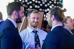 James Short - Ryan Hiscott/JMP - 06/08/2018 - RUGBY - Sandy Park - Exeter, England - Exeter Chiefs Season Launch Dinner