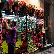 Traditional shops frequented and trusted by locals are replaced by shops and services for tourists, which are completely useless to the residents.