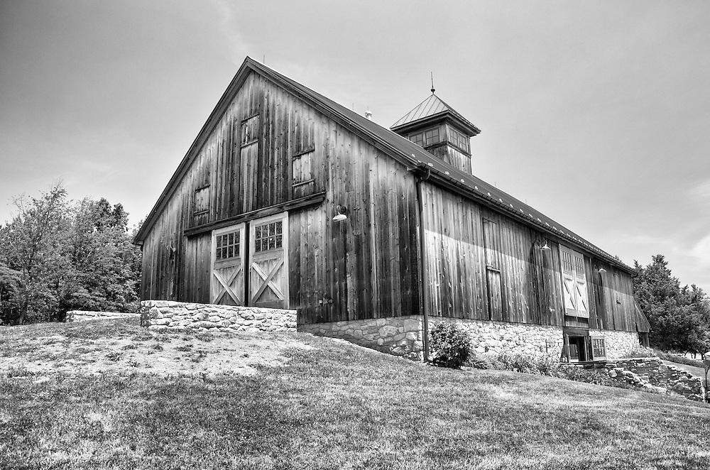 Double Brook Farm, Farm, Barn