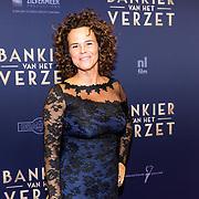NLD/Amsterdam/20180305 - Première Bankier van het Verzet, Sabine Brian