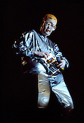 Mark Mothersbaugh of DEVO plays Booji Boy