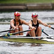 Women's Double Sculls - Henley Qualifiers 2017