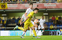 The player of Villarreal Gerard Moreno in action during the match of Uefa Europa League, 3 day. (Photo: Alter Photos / Bouza Press / Maria Jose Segovia)