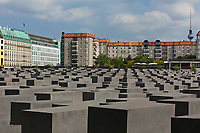 jewish Holocaust Memorial, in berlin germany