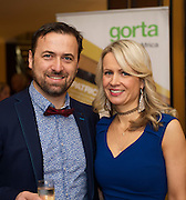 Kevin and Patricia Hynes Knocknacarra  at the Gorta Self Help Africa Annual Ball in Hotel Meyrick Galway City. Photo: Andrew Downes, XPOSURE.