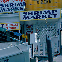 Seafood Markets  and Bait Stands