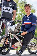 2021 UCI BMXSX World Cup 1&2<br /> Friday Practice<br /> WE + WU<br /> ^me#974 MAYET, Romain (FRA, ME) DN1 Lempdes BMX Auvergne, Spad, Nologo, Pride, FLY Racing, Beringer