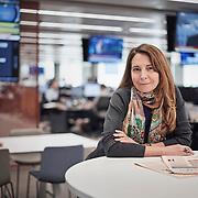 Roula Khalaf at the Financial Times