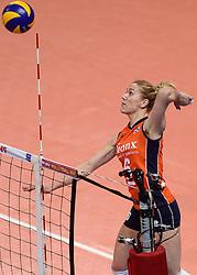 09-01-2016 TUR: European Olympic Qualification Tournament Rusland - Nederland, Ankara<br /> De strijd om Rio of Japan / Maret Balkestein-Grothues #6