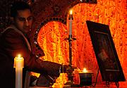Client:  the Princeton University Hindu Life Program