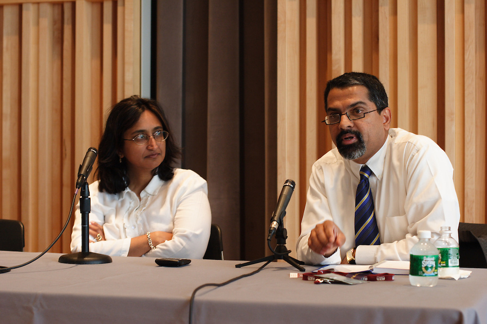NPR's Snigdha Prakash and WSJ's Raju Narisetti