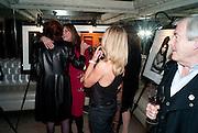 CILLA BLACK; LESLEY CLARKE; LYNN PEMBERTON; TERRY O'NEILL, , Teens;)Unite Fighting Cancer charity art auction. The Embassy Club. 6 April 2010