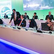 NLD/Amsterdam/20150512 - Aandeelhoudersvergadering (AVA) van Royal Philips 2016,