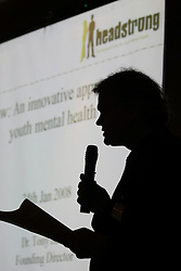 Northside partnership<br /><br />Suicide conference in the Carlton hotel, Dublin airport on24th January 2008.<br /><br />Commissioned by The Northside partnership *** Local Caption *** It is important to note that under the COPYRIGHT AND RELATED RIGHTS ACT 2000 the copyright of these photographs are the property of the photographer and they cannot be copied, scanned, reproduced or electronically stored in any form whatsoever without the written permission of the photographer