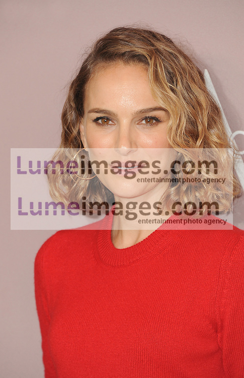 Natalie Portman at the Variety's 2019 Power Of Women held at the Beverly Wilshire Four Seasons Hotel in Beverly Hills, USA on October 11, 2019.