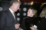 Laura Carew, Simon Keeling 50th Birthday. Cabinet War Rooms, Cabinet War Rooms, Clive Steps, King Charles St, W1 23 January 2007.  -DO NOT ARCHIVE-© Copyright Photograph by Dafydd Jones. 248 Clapham Rd. London SW9 0PZ. Tel 0207 820 0771. www.dafjones.com.