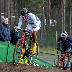 26-12-2019: Cycling: CX Worldcup: Heusden-Zolder: european champion Mikkael Crispin