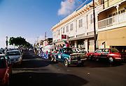 Parade, Lahaiana, Maui, Hawaii