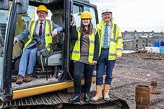 Housing minister announces housing figures, Edinburgh, 24 September 2019