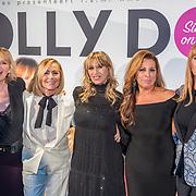 NLD/Amsterdam/20200129 - Persconferentie Dolly Dots tour 2020, Angela Kramers, Angela Groothuizen, Anita Heilker, Esther Oosterbeek en Patty Zome